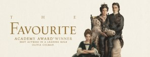 The Favourite, Fox Searchlight Pictures, Scarlet Films, Element Pictures, Arcana, Film4 Productions, Waypoint Entertainment, Amazon Video
