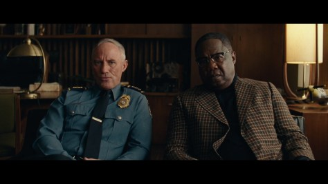 Chief Bridges, BlacKkKlansman, Focus Features,Blumhouse Productions, Monkeypaw Productions, QC Entertainment, 40 Acres and a Mule Filmworks, Legendary Entertainment, Perfect World Pictures, Robert John Burke