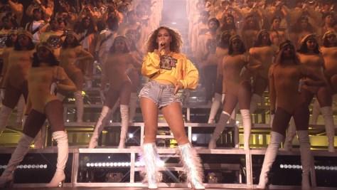 Beyoncé Knowles-Carter, HΘMΣCΘMING: A Film by Beyoncé, Netflix, Parkwood Entertainment