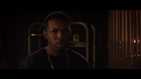 Young Zuri, Black Panther, Walt Disney Studios Motion Pictures, Marvel Studios, Denzel Whitaker