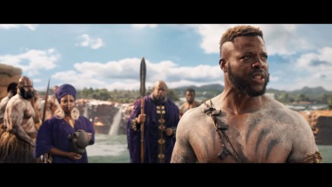 M'Baku, Black Panther, Walt Disney Studios Motion Pictures, Marvel Studios, Winston Duke