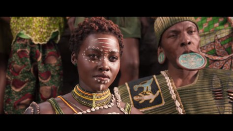 Nakia, Black Panther, Walt Disney Studios Motion Pictures, Marvel Studios, Lupita Nyong'o
