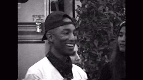 Pharrell Williams, HΘMΣCΘMING: A Film by Beyoncé, Netflix, Parkwood Entertainment