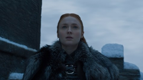 Sansa Stark, Game of Thrones, HBO, Home Box Office Inc., HBO Entertainment, Warner Bros. Television Distribution, Television 360, Grok! Television, Generator Entertainment, Startling Television, Bighead Littlehead, Sophie Turner