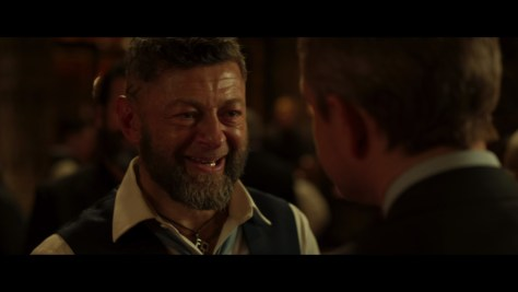 Ulysses Klaue, Black Panther, Walt Disney Studios Motion Pictures, Marvel Studios, Andy Serkis