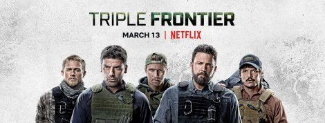 Triple Frontier, Netflix, Atlas Productions