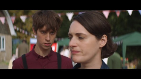 Creepy Jake, Fleabag, BBC, BBC One, Amazon Prime Video, Two Brothers Pictures Limited, Angus Imrie