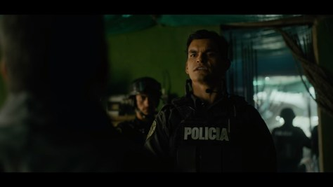 Captain Diego Triple Frontier, Netflix, Atlas Entertainment, Juan Camilo Castillo