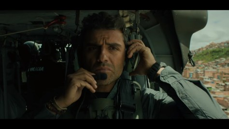 Santiago Garcia, Triple Frontier, Netflix, Atlas Entertainment, Oscar Isaac