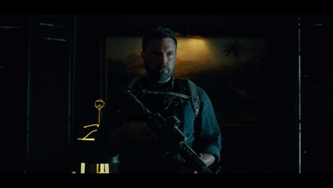 Tom Davis, Triple Frontier, Netflix, Atlas Entertainment, Ben Affleck