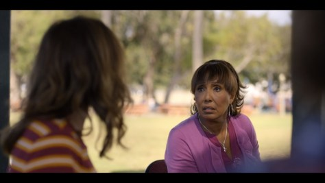 Yolanda, Dead to Me, Netflix, Gloria Sanchez Productions, Visualized Inc., CBS Television Studios, Telma Hopkins
