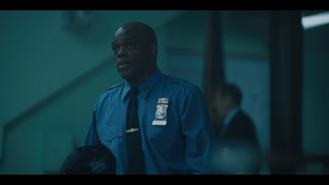 Officer Reynolds, When They See Us, Netflix, Harpo Films, Tribeca Productions, ARRAY, Participant Media, Ty Jones