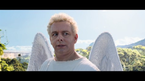 Aziraphale, Good Omens, Amazon Prime Video, Amazon Video, BBC Two, Narrativia, The Blank Corporation, Amazon Studios, BBC Studios, Michael Sheen