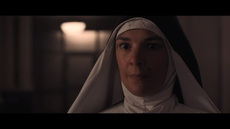 Sister Grace, Good Omens, Amazon Prime Video, Amazon Video, BBC Two, Narrativia, The Blank Corporation, Amazon Studios, BBC Studios, Jasmine Hyde