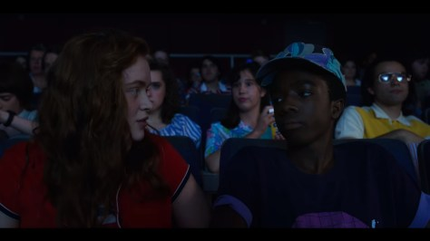 Lucas Sinclair, Stranger Things, Netflix, 21 Laps Entertainment, Monkey Massacre, Caleb McLaughlin