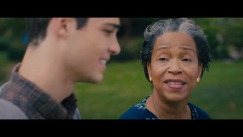 Mrs. Milligan, The Perfect Date, Netflix, Ace Entertainment, AwesomenessFilms, Rhonda Johnson Dents