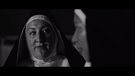 Sister Theresa Garrulous, Good Omens, Amazon Prime Video, Amazon Video, BBC Two, Narrativia, The Blank Corporation, Amazon Studios, BBC Studios, Maggie Service