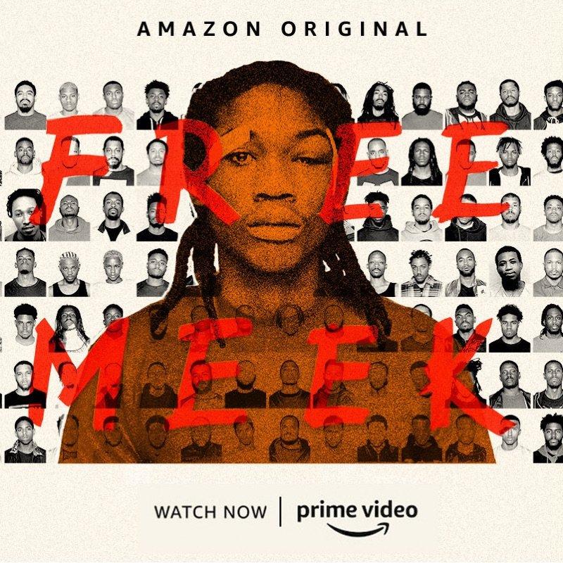 Free Meek, Amazon Prime Video, Roc Nation, The Intellectual Property Corporation (IPC), Amazon Studios