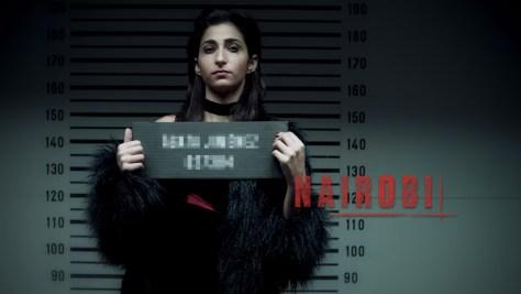 Nairobi, Ágata Jiménez, Money Heist, La Casa de Papel, Netflix, Vancouver Media, Atresmedia, Alba Flores