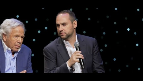 Robert Kraft, Free Meek, Amazon Prime Video, Roc Nation, The Intellectual Property Corporation (IPC), Amazon Studios