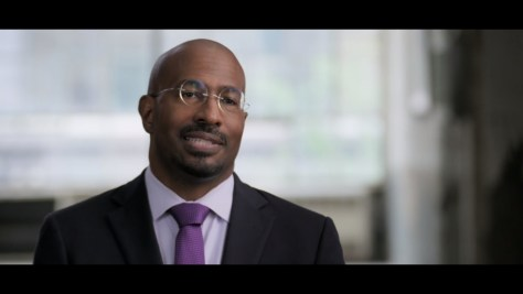 Van Jones, Free Meek, Amazon Prime Video, Roc Nation, The Intellectual Property Corporation (IPC), Amazon Studios