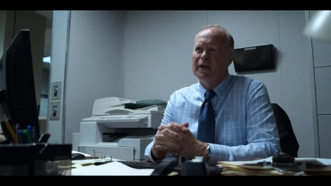 Detective Pruitt, Unbelievable, Netflix, CBS Television Studios, Timberman-Beverly Productions, Bill Fagerbakke