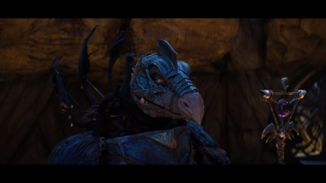 The General, The Dark Crystal: Age of Resistance, Netflix, The Jim Henson Company, Benedict Wong