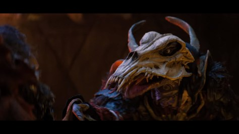 The Hunter, The Dark Crystal: Age of Resistance, Netflix, The Jim Henson Company, Ralph Ineson