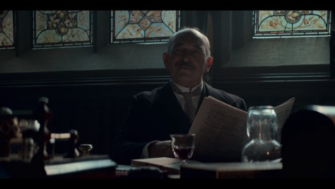 Lord Suckerby, Peaky Blinders, BBC One, British Broadcasting Corporation, Caryn Mandabach Productions, Tiger Aspect Productions, Netflix, Tim Woodward