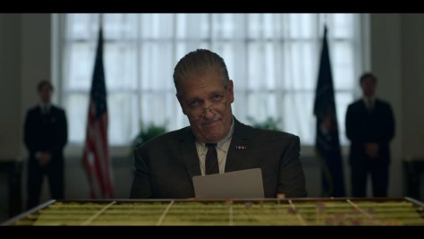 Lyndon B. Johnson, The Crown, Netflix, Left Bank Pictures, Sony Pictures Television, Clancy Brown