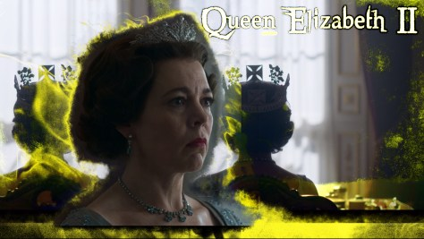 Queen Elizabeth II, The Crown, Netflix, Left Bank Pictures, Sony Pictures Television, Olivia Colman