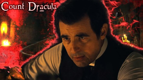 Count Dracula, Dracula, Netflix, BBC One, British Broadcasting Corporation, Hartswood Films, Claes Bang