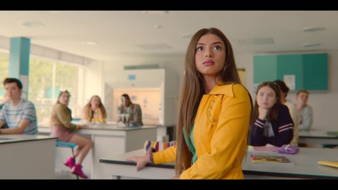 Ruby Matthews, Sex Education, Netflix, Eleven, Mimi Keene