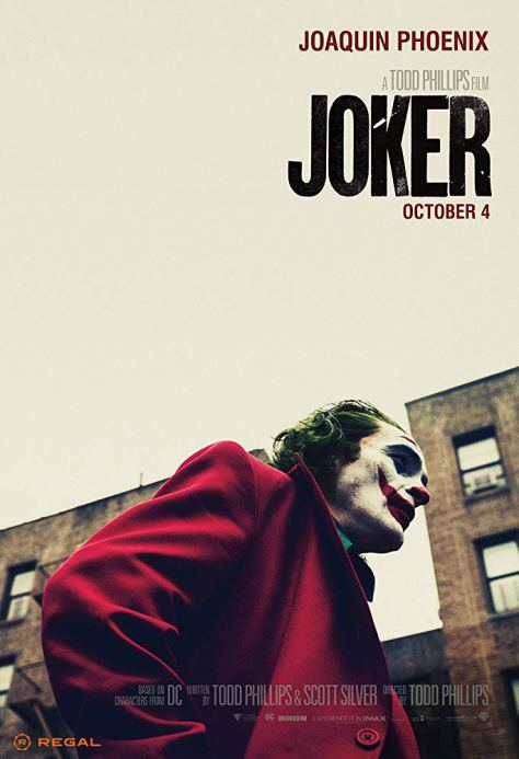 Joker, Warner Bros., Village Roadshow Pictures, BRON Studios, Joint Effort, DC Comics, Creative Wealth Media Finance