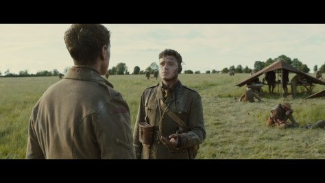 Lieutenant Joseph Blake, 1917, Universal Pictures, DreamWorks Pictures, Reliance Entertainment, New Republic Pictures, Neal Street Productions, Mogambo, Amblin Partners, British Film Commission, Screen Scotland, Richard Madden