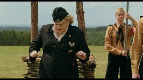 Fraulein Rahm, Jojo Rabbit, TSG Entertainment, Piki Films, Defender Films, Czech Anglo Productions, Fox Searchlight Pictures, Rebel Wilson