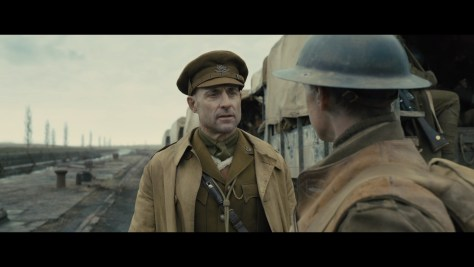 Captain Smith, 1917, Universal Pictures, DreamWorks Pictures, Reliance Entertainment, New Republic Pictures, Neal Street Productions, Mogambo, Amblin Partners, British Film Commission, Screen Scotland, Mark Strong