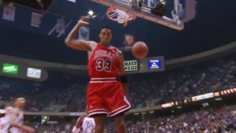 Scottie Pippen, ESPN, ESPN Films, Jump 23, Mandalay Sports Media, NBA Entertainment