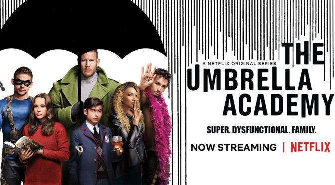 The Umbrella Academy, Dark Horse Entertainment, Netflix, Universal Cable Productions