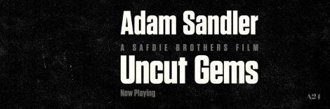 Uncut Gems, A24, Elara Pictures, IAC Films, Scott Rudin Productions, Sikelia Productions