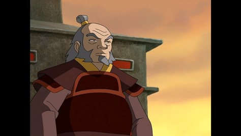 Uncle Iroh, Avatar: The Last Airbender, Nickolodeon, Nickelodeon Animation Studios, Mako