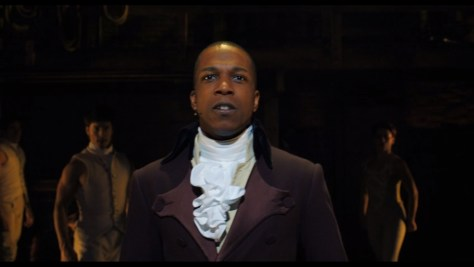 Aaron Burr, Walt Disney Pictures, 5000 Broadway Productions, RadicalMedia, Nevis Productions, Leslie Odom Jr.
