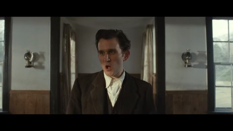 Roy Laferty, The Devil All the Time, Netflix, Nine Stories Productions, Harry Melling