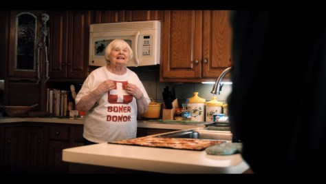 Hubie's Mom, Hubie Halloween, Netflix, Happy Madison Productions, June Squibb