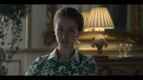 Princess Anne, The Crown, Left Bank Pictures, Sony Pictures Television Production UK, Erin Doherty