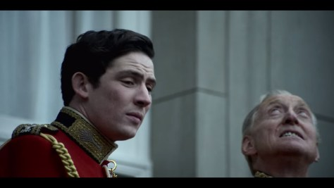 Prince Charles, The Crown, Left Bank Pictures, Sony Pictures Television Production UK, Josh O'Connor