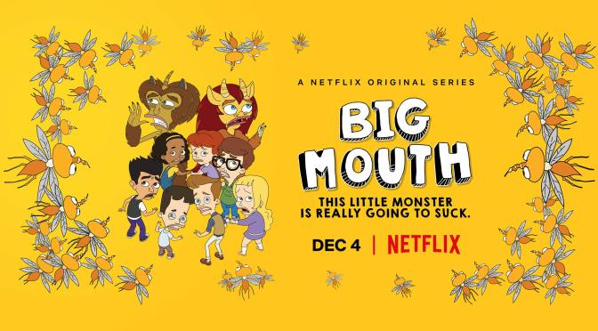 Big Mouth, Netflix, Danger Goldberg Productions, Fathouse Industries, Good At Business, Social Life Titmouse