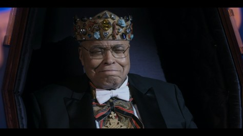 King Jaffe Joffer, Coming 2 America, Amazon Prime Video, Eddie Murphy Productions, Misher Films, New Republic Pictures, Paramount Pictures, James Earl Jones