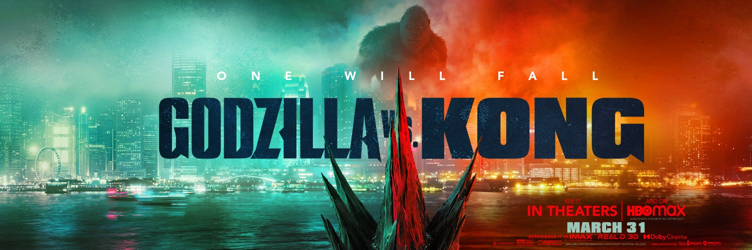 Godzilla vs. Kong, HBO Max, Legendary Entertainment, Warner Bros.