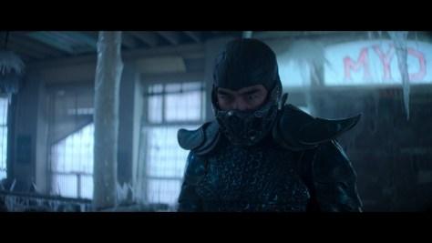 Sub Zero, Mortal Kombat, HBO Max, New Line Cinema, NetherRealm Studios, Atomic Monster, Broken Road Productions, Warner Bros., Joe Taslim